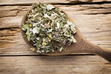 Tea, alternative medicine.