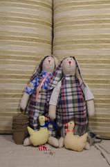 soft toys rabbits