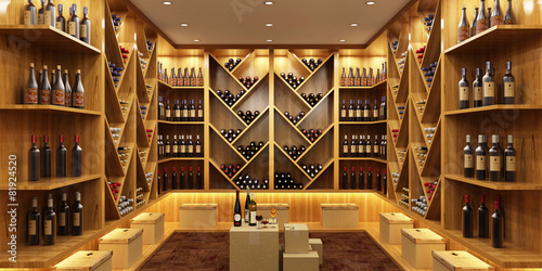 Wine cellar - 81924520