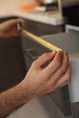 Drawer measurement
