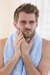 Douleur Dents Homme