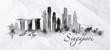 Silhouette ink Singapore - 81928949
