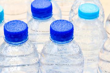 plastic bottle  fresh drink water