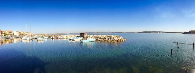 La Pointe Courte à Sète, Languedoc