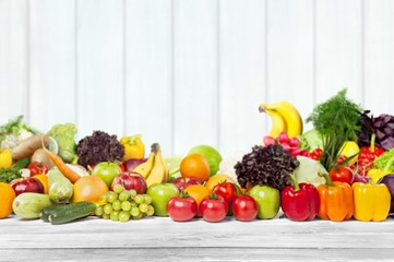 Detox. Various Freshly Vegetable Juices for Detox