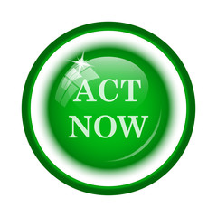 Act now icon