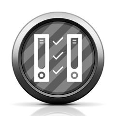 White Server Connection icon