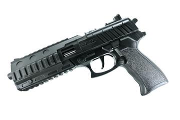 gun toy isolation