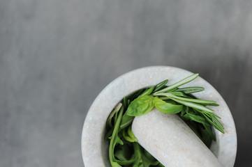 Delicious basil
