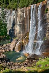 Yosemite Park falls view
