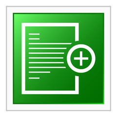 White Document icon