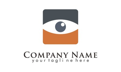 Seeing Eye Logo vector