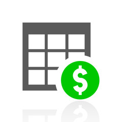Color Payment Date icon
