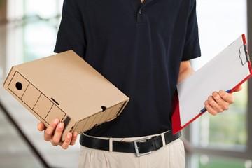 Delivering. Fragile Delivery