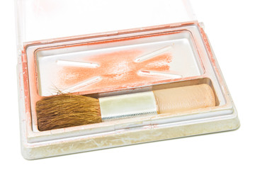 Cosmetics, Blush makeup