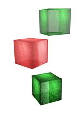 Cubos de Vidro