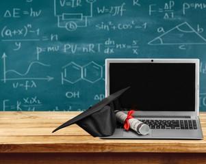 Internet. Graduation