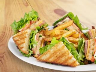 Club Sandwich. Club Sandwich