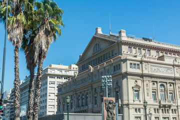 Teatro Colon, colombus Theater Traveling Buenos Aires, Ecletic A