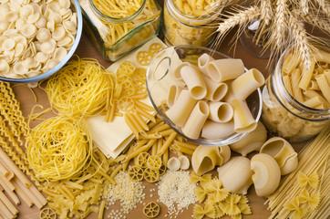 pasta di semola italiana