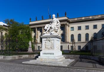 Humboldt-Universität Berlin, Deutschland