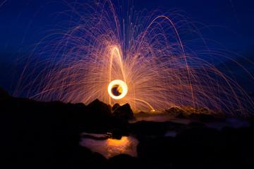cerchio di fuoco