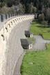 Staumauer der Lingesetalsperre im Bergischen Land - 81948748