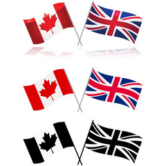 Canada and UK