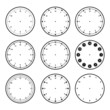 Set of dials with different graduations - 81951763