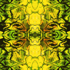 Abstract pattern with stylized dragon skin