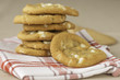 Soft White Cocolate Macadamia Cookies - 81954719