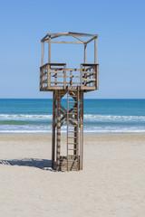 Torre del vigilante.
