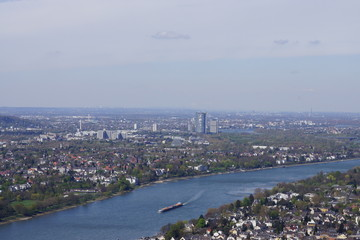 Bonn/Köln/Königswinter