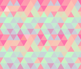 Summer pattern abstract seamless background fresh colorful