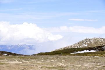 Haute Montagne, Corse, fond