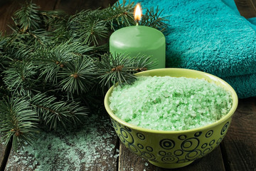 Conifers SPA products