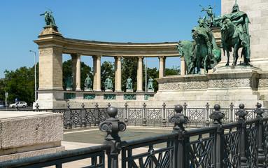 Heldendenkmal Budapest