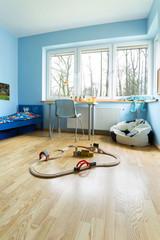 Beauty room for little boy