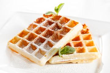 belgium waffles