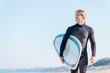 Zdjęcia na płótnie, fototapety, obrazy : Ready to hit waves