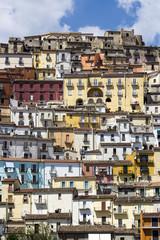 Calitri (Avellino) Panorama da S.Lucia