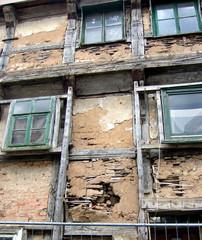 altes Fachwerkhaus - Bausubstanz