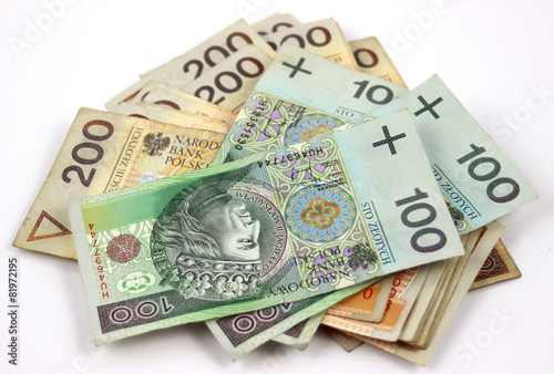 Polskie banknoty - 81972195