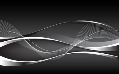 Stylish abstract background. Vector Illustration