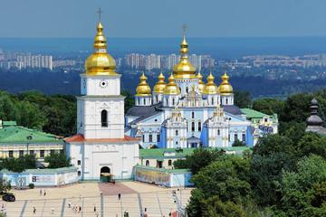 St. Michael's Golden-Domed Monastery in Kiev