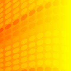 Abstract yellow background Vector Illustration EPS10