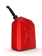 Colorful gasoline jerrycan. - 81977181