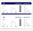 Boarding pass - 81979575
