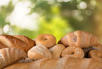 Bread. Bread border 1