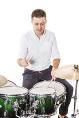 School drummers